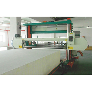 XLG-1650/2150 Long sheet foam cutting machine