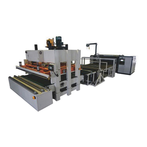 XDB-ACRM Auto Mattress Packing Line (Manual bagging type)