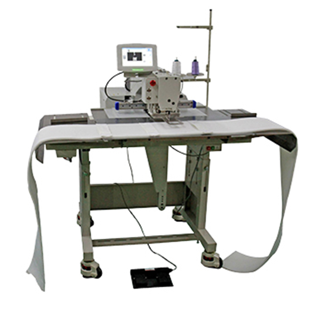HF-2 Mattress Handle Strap Tacker Machine