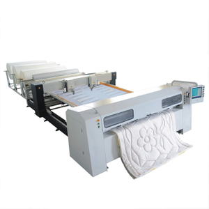 XDB-D3000 High Speed Double Heads Continuous Quilting Machine