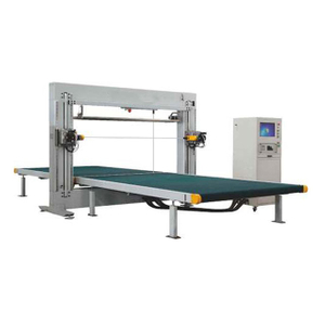 CNC foam cutting machine of Horizontal and Vertical (Double)