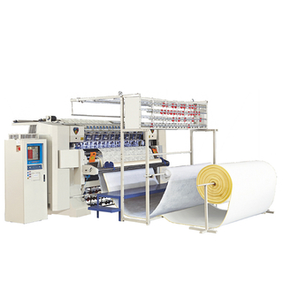 HY-W-BJS Computerized Chain Stitch Multi-needle Quilting Machine(Wider and high speed)